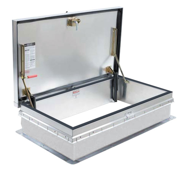 Ladder Access Roof Hatch Type CS-50TB Product Image