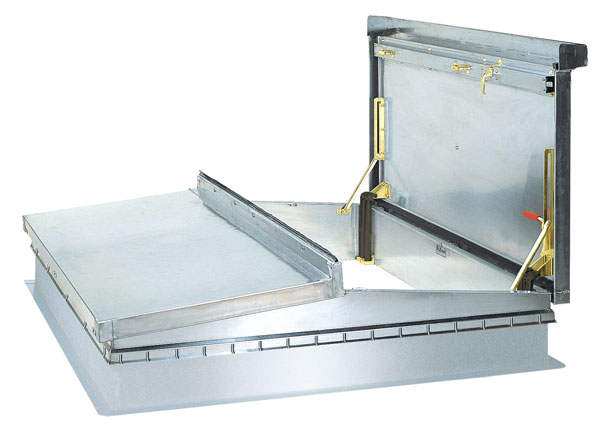 Equipment Access Roof Hatch Type D-50T Product Image