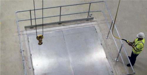 Floor Access Door
