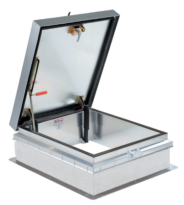Ladder Access Roof Hatch Type S-50TB Product Image