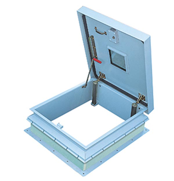 High Security Roof Access Hatch Product Image
