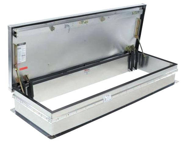 Service Stair Roof Access Hatch Type SSY-50TB Product Image