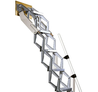 Type BL Retractable Ladder Product Image