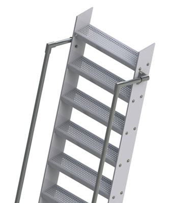 Type BL-Companionway Ladder Product Image