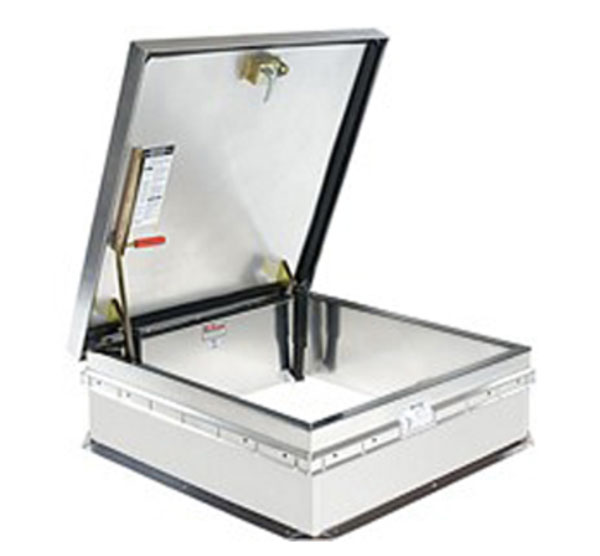 Ladder Access Roof Hatch Type E-50TB Product Image