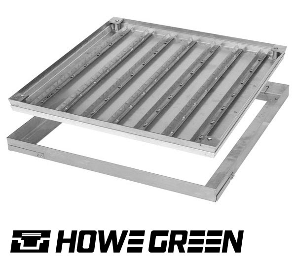 Howe Green 5000 Series light duty floor access cover product image