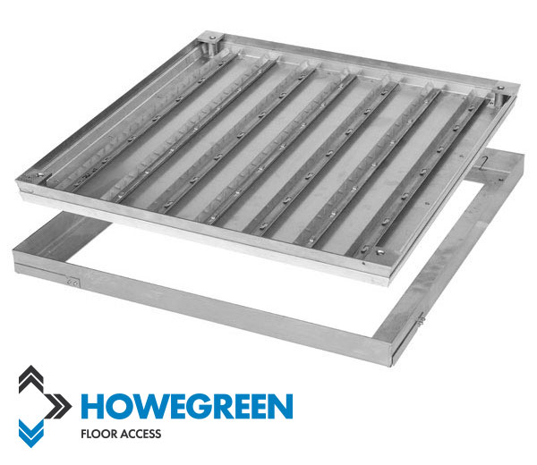 Image of a Howe Green Floor Access Cover