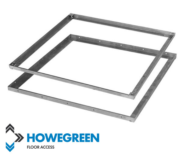 Howe Green 2500 Series wood floor access cover product image